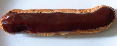 Eclair de Chocolate – Eclair au Chocolat | Pasteles Franceses