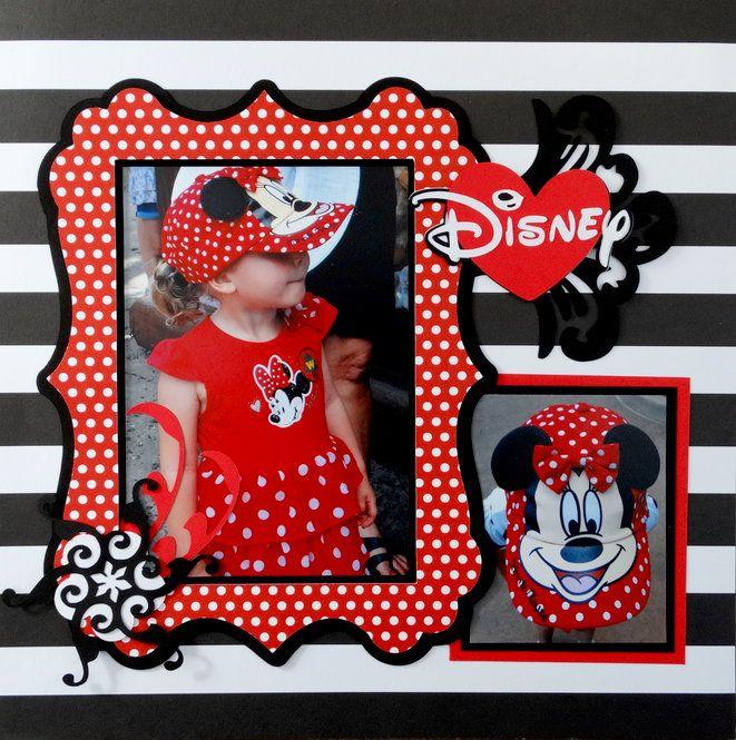 1326 Best Scrap Disney Images On Pinterest Craft Disney Scrapbook
