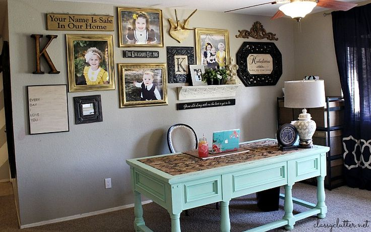 Classy Office Wall Decor : Best images about decor furniture on black