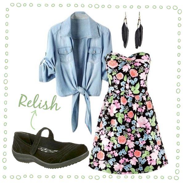 """Este verano lleva la comodidad de """"Relish"""" a cualquier lugar."""