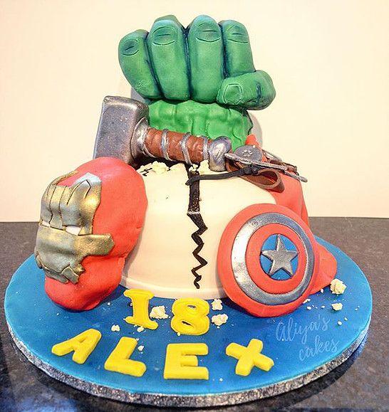 Best 25+ Boys 18th Birthday Cake Ideas On Pinterest