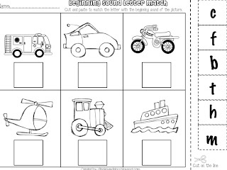 School Land Sea And Air Transport on Air Vehicles Worksheets Kindergarten And Vehicle
