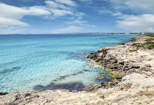 9. Punta della Suina, Gallipoli, Puglia