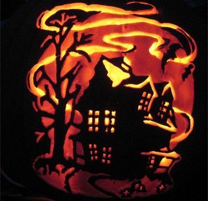 cute spooky house by natalie-w