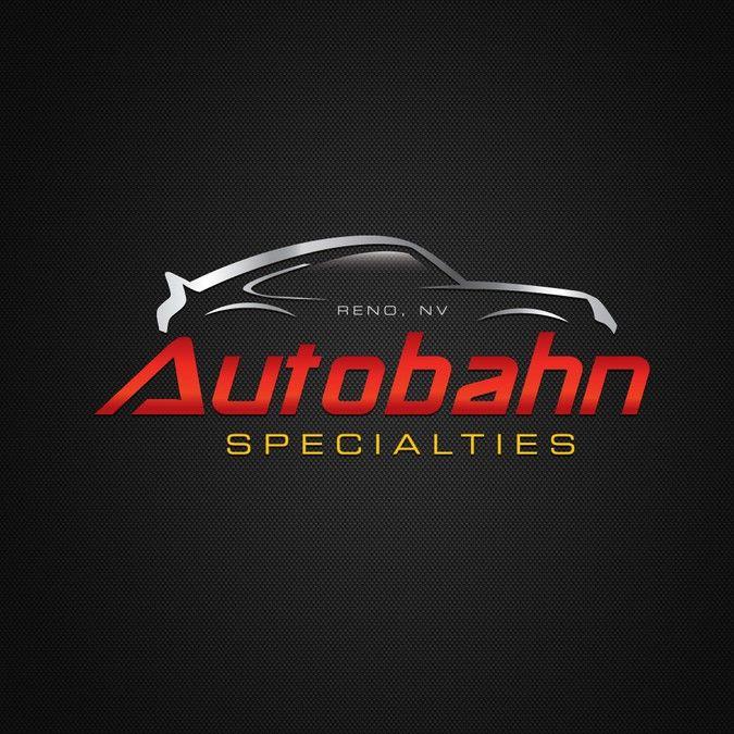 Red automotive logos