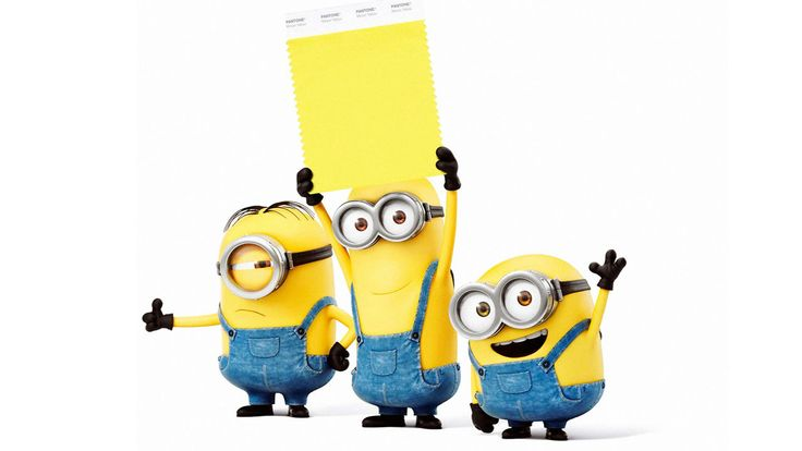 How A Movie Co-branding Campaign Spawned A Brand New Color: Minion Yellow   Co.Create   creativity + culture + commerce