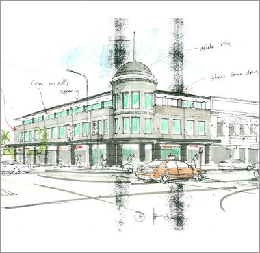 Architect Buildings Sketches 19 best sketch architecture images on pinterest   sketch