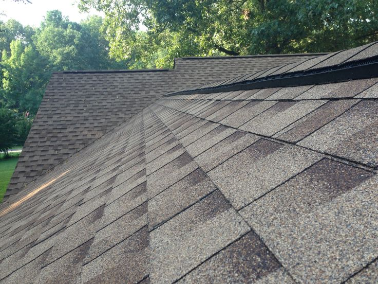 Gaf Timberline Hd In Weathered Wood Color With Gaf Cobra