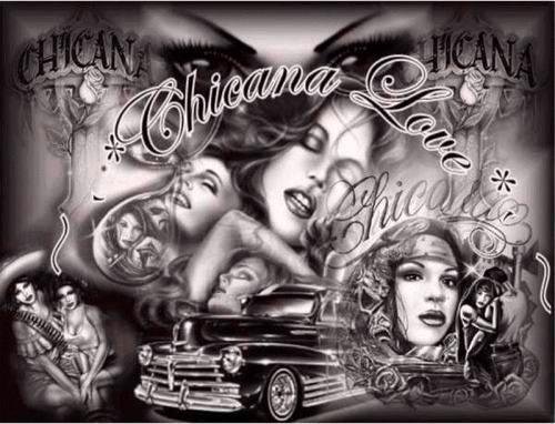 Chicano love♥