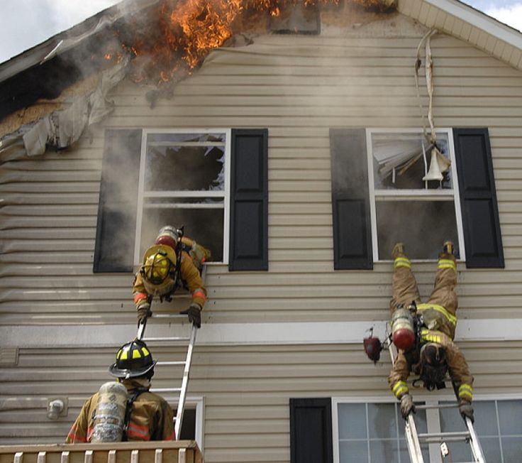 Firefighter close calls. Stay safe out there brothers and sisters!