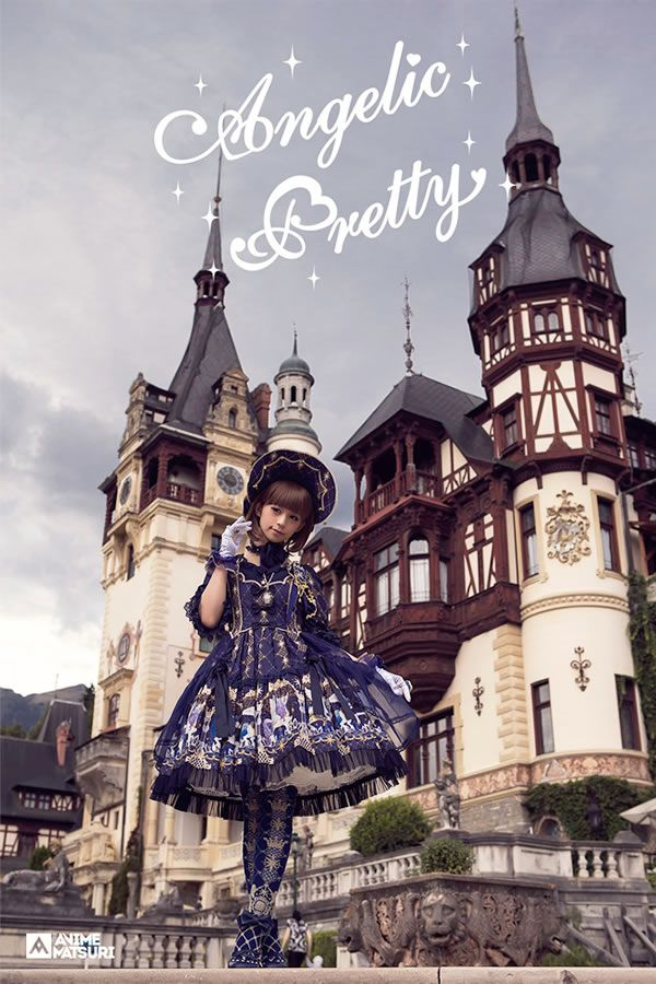Angelic Pretty Official Web Site.