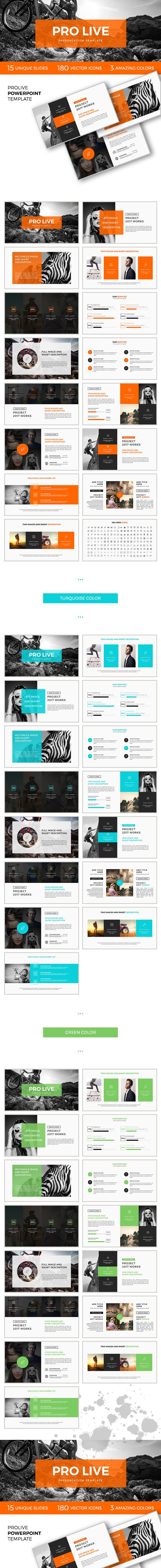 91 best tools powerpoint images on pinterest presentation pro live powerpoint template alramifo Gallery