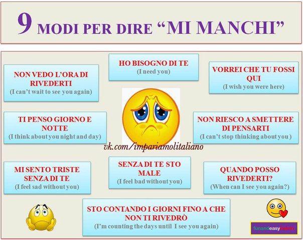 Impariamo l'italiano - Изучаем итальянский язык   ВКонтактi