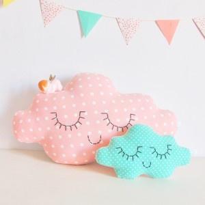 cute little cloud pillows
