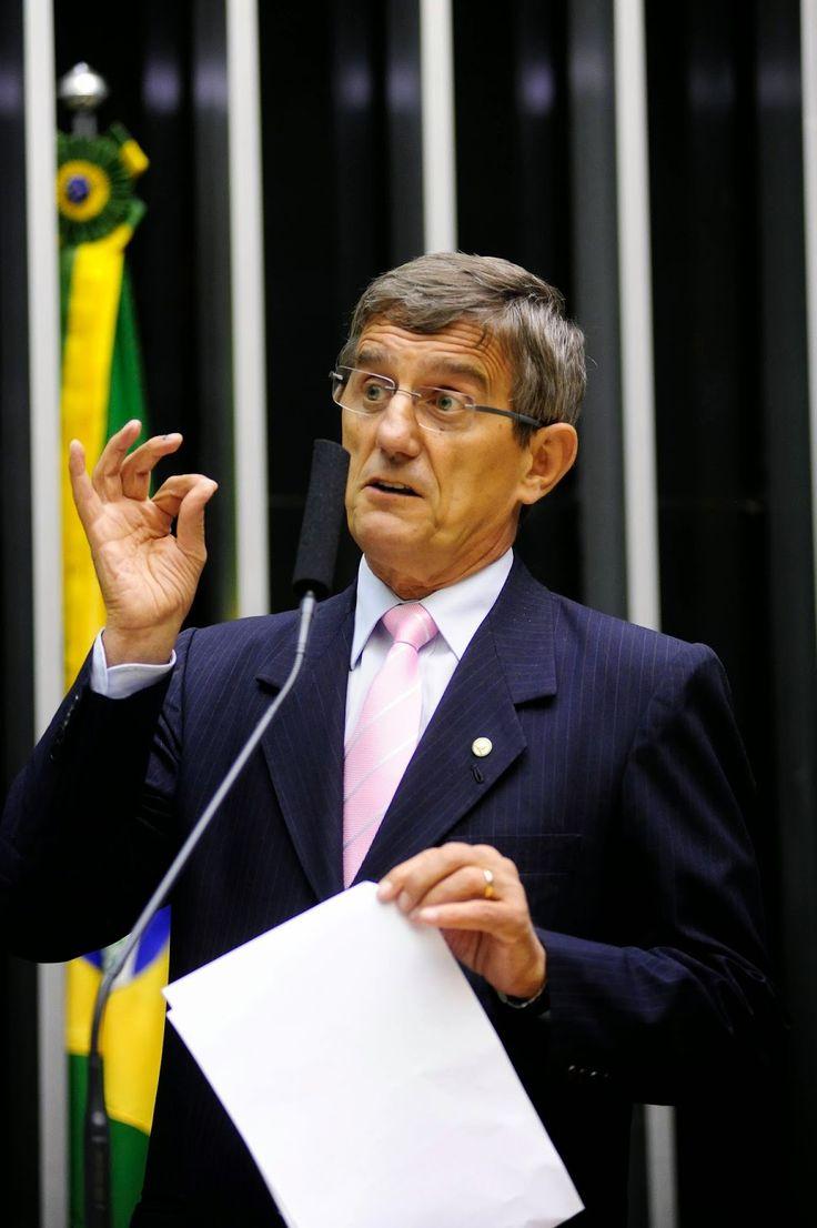 Perondi volta a exigir a renúncia de Dilma Roussef ~ blog do Jornalista Polibio Braga