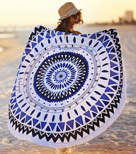 The 25+ Best Circle Beach Towel Ideas On Pinterest