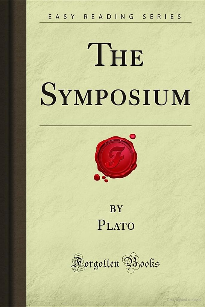 a literary analysis of the symposium by plato Plato's symposium is a product of its epoch, which highlights the major philosophical aspects of love in fact, it is a constructed as a speeches made by in terms of athenian history, it reveals a picture of the intellectual life of the time, the major values and beliefs it covers the cultural heritage of ancient.