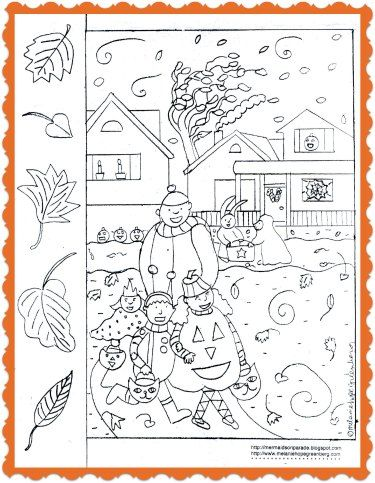 Best 25 Halloween Coloring Ideas Only On Pinterest Pages