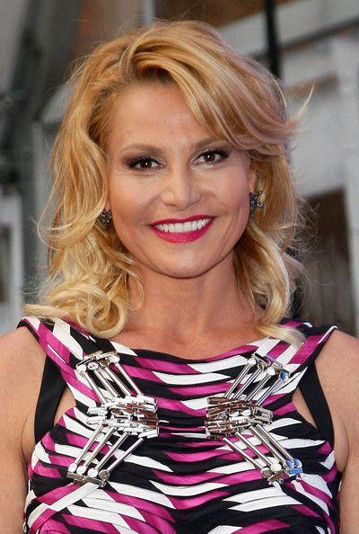 Simona Ventura Hair