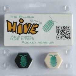 Hive Pocket - The Pillbug (Pincebogár) társasjáték - Szellemlovas társasjáték webshop