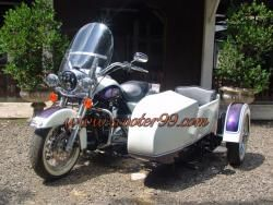 Buy online sidecar kit for Harley Davidson at best price from Scooter99.com. We are a leading company specialized in renovating scooters and build a state of art side car for customer's requirement. Shop now!
