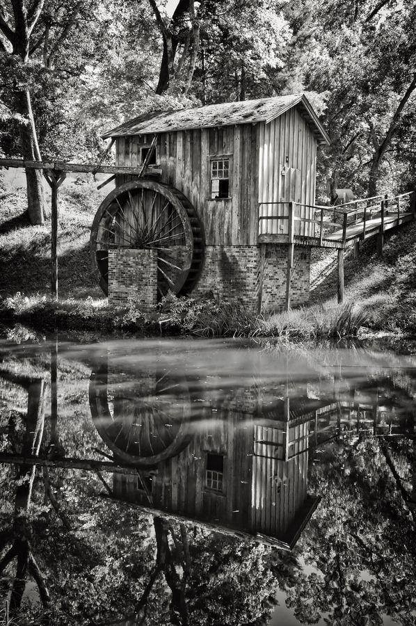 Water Wheel, Mississippi