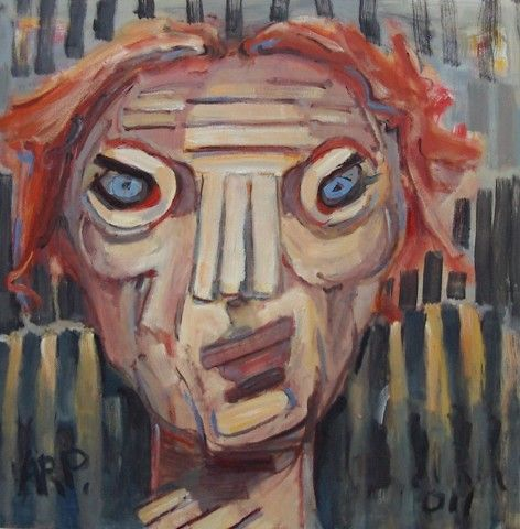 Alan Pearson - Artist - Expressionist Painter