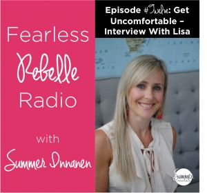 FRR 12 – Get Uncomfortable – Interview With Lisa Carpenter