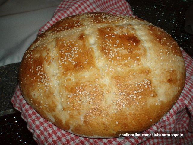 Ovaj je kruh mekan kao dusa… Svima vama posvecujem ovaj divan, univerzalan recept.  Ostanite takve kakve ste…. Sastojci Osnovno…  more →