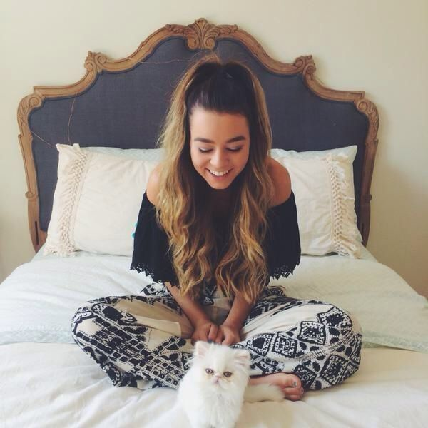 """Sierra Furtado on Instagram: """"I'm really happy right now go watch my... ❤ liked on Polyvore featuring jewelry and lip jewelry"""