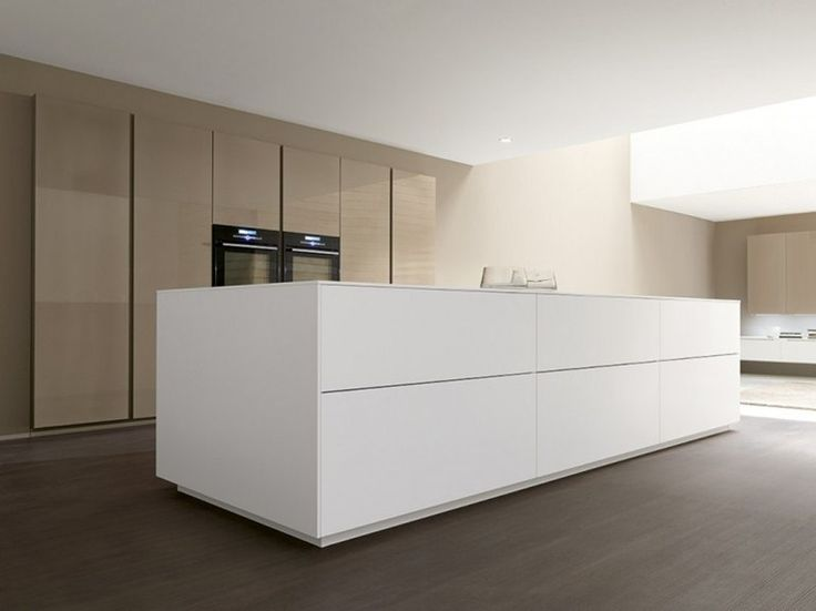 CUSTOM FITTED KITCHEN LINEA GLAM | COMPREX