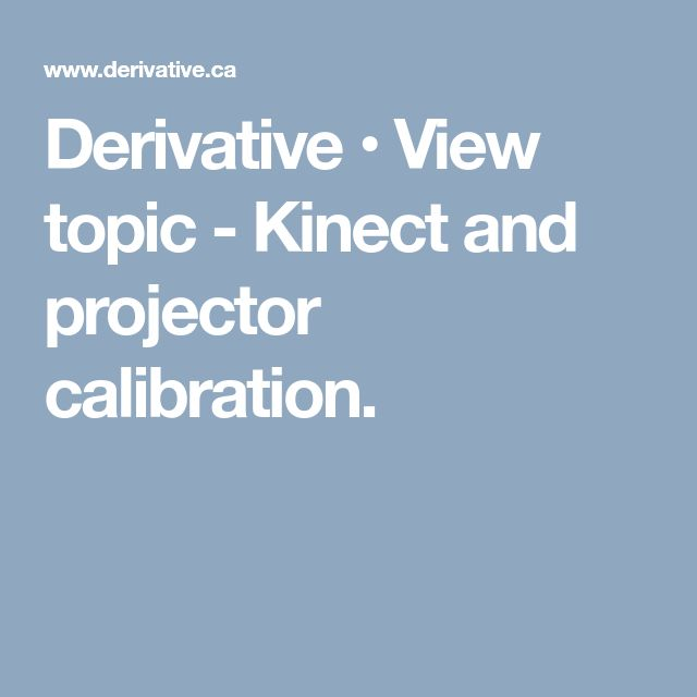Derivative View topic Youtube Stream to TD TOUCH DESIGNER