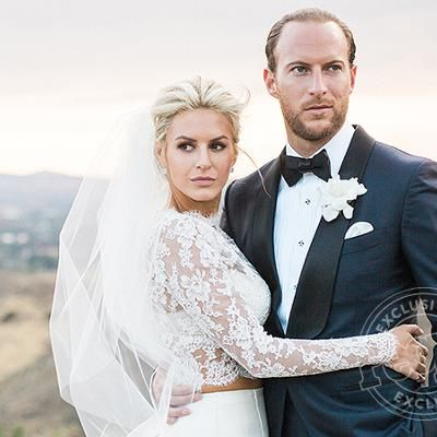 Hot: Rich Kids of Beverly Hills Star Morgan Stewart's Two-Piece Wedding Dress Was an Accident: Find Out all of the Details