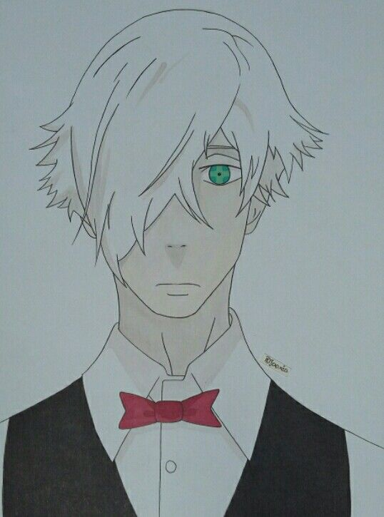 Decim from death parade @dimiexar