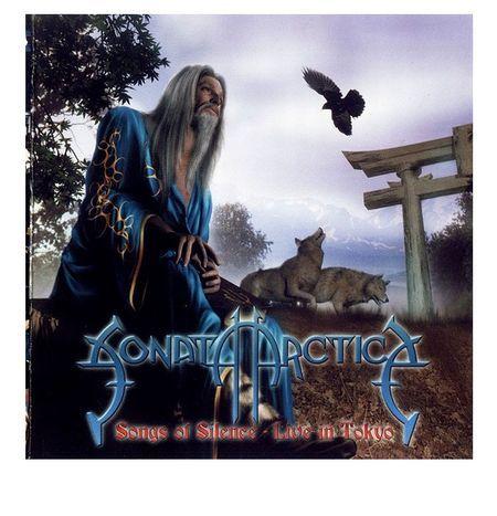 Songs Of Silence - Live in Tokyo, CD - Sonata Arctica 13,50€