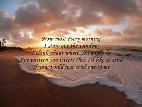 Just when I needed you most - Dolly Parton -  w/Lyrics♫husband left the day she found out she had cancer.