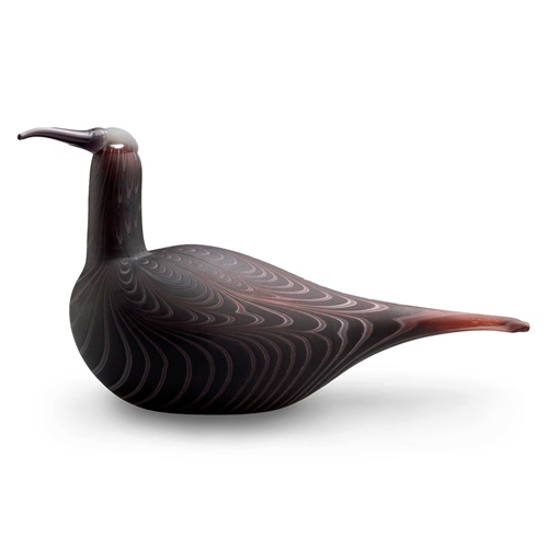 iittala Toikka Curlew Glass Bird £349 Free Shipping