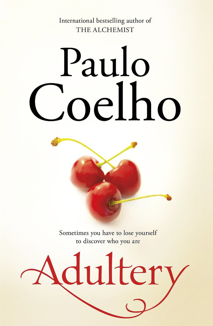 Adultery  Paulo Coelho's fantasy novel Adultery is about a successful 30-something wife and mother who is tempted by her high school ex-boyfriend, now a successful politician.