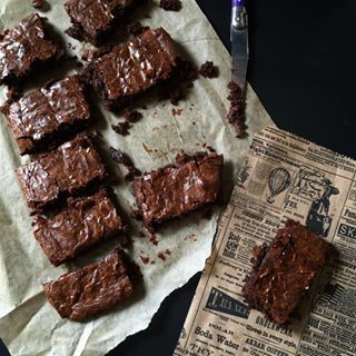 Chewy Gooey Cassava Brownies | Planks, Love & Guacamole