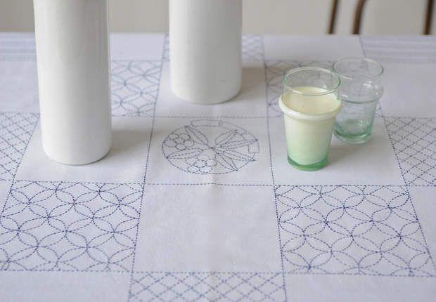 best 25 nappe blanche ideas on pinterest rideau dressing les rideaux pour portes fen tres. Black Bedroom Furniture Sets. Home Design Ideas