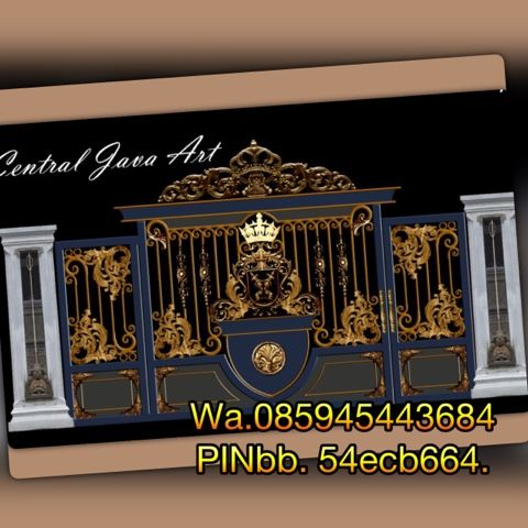 pagar besi tempa,ornamen besi tempa klasik,jual pagar ,model pagar,desain pagar http://kerajinanbesitempajakarta.blogspot.com/