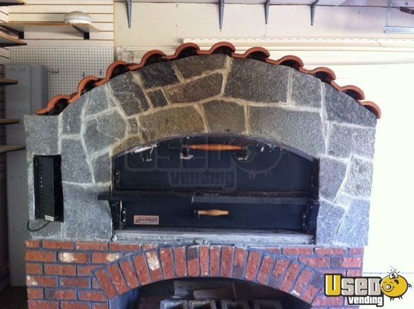 commercial brick pizza oven for sale in - Pizza Ovens For Sale
