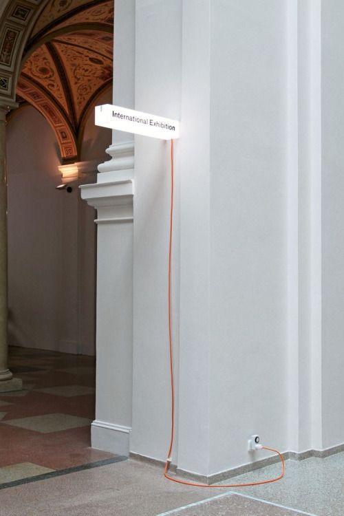 Radim Pesko / Moravian Gallery / 25th International Biennial of Graphic Design…