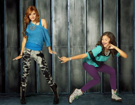 "Dis411 ""Shake It Up"" Episode ""Psych It Up"" Airs On Disney Channel July 14, 2013"