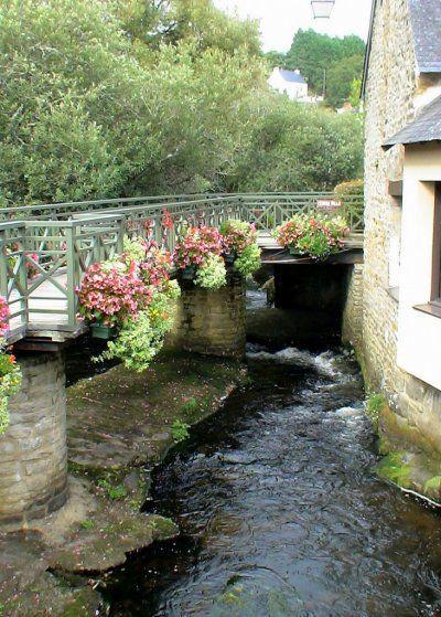 Pont Avens ~ Brittany