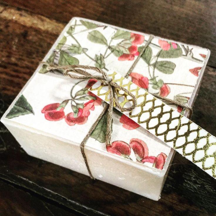 Brazilian cherry coconut oil soap. #handmade #soap #Its_Coco_Time #beanaretto