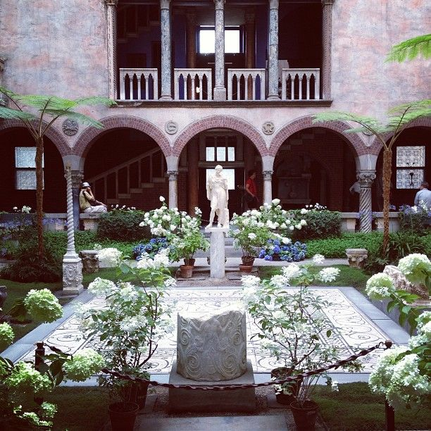 1000 Images About Museums Isabella Stewart Gardner