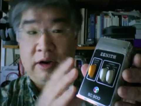 """TIL The first TV remote controls were called """"clickers"""" and did not use batteries they transmitted an ultrasound when the user clicked the button striking a metal rod inside to send an audible signal to the TV"""