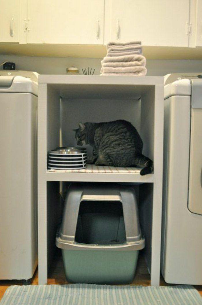 Les 25 meilleures id es de la cat gorie rangement de - Amenager sa buanderie ...