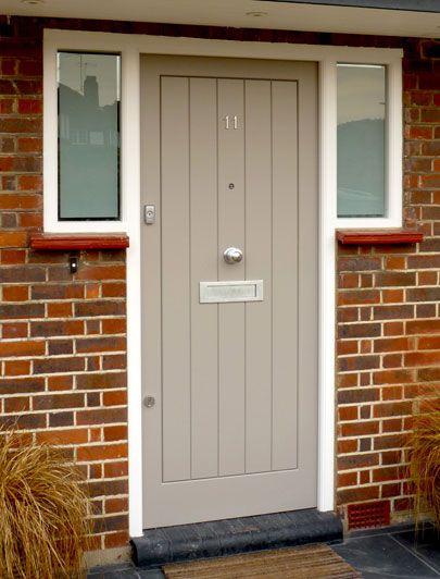 London Doors, Front Door, Contemporary Door, Wooden Door
